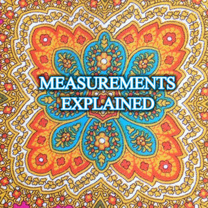 Other - MEASUREMENTS EXPLAINED